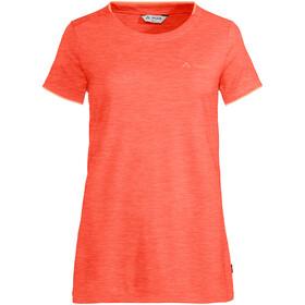 VAUDE Essential Camiseta Mujer, naranja